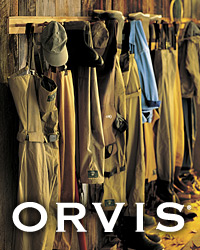 Orvis fly fishing gear