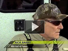 Alaska Saltwater Fishing with NBA Hall of Famer, Rick Barry