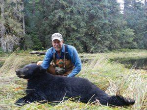 Hunt Alaska Black Bear