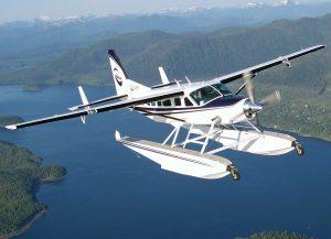Flightseeing tour over Prince of Wales Island