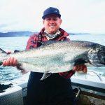 Guest Russ Andrus Alaska King Salmon fishing