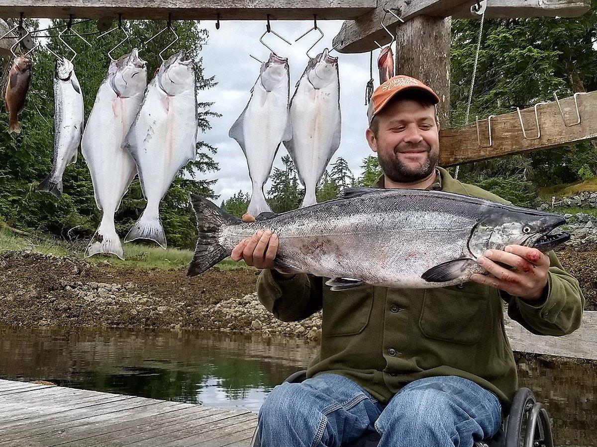 Accessibility for anglers of all abilities