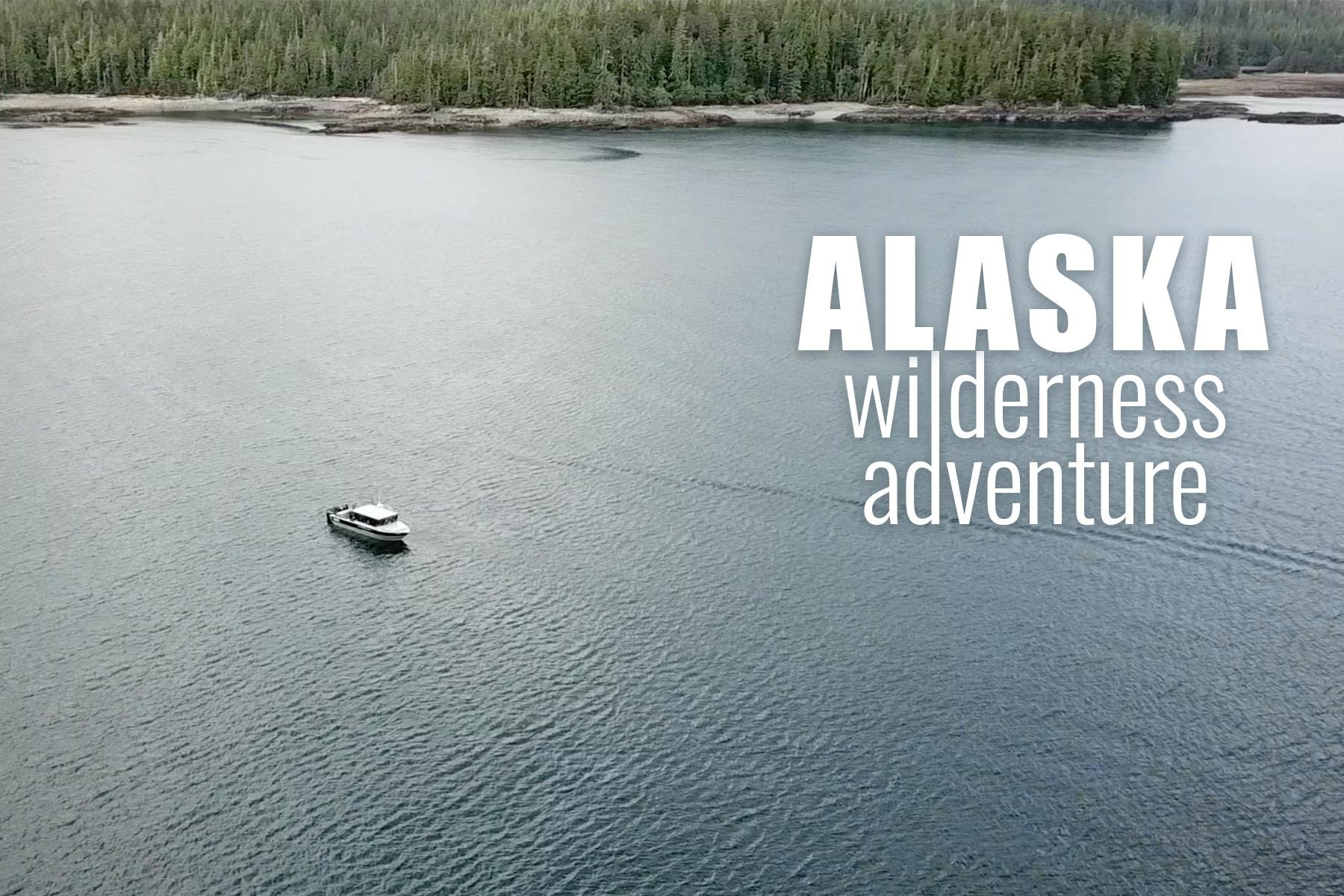 Alaska wilderness adventure video
