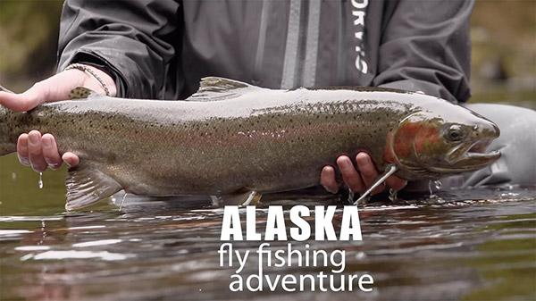 Alaska fly fishing trips