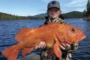 Boardwalk encourages youth fishing and provides staff to assist them