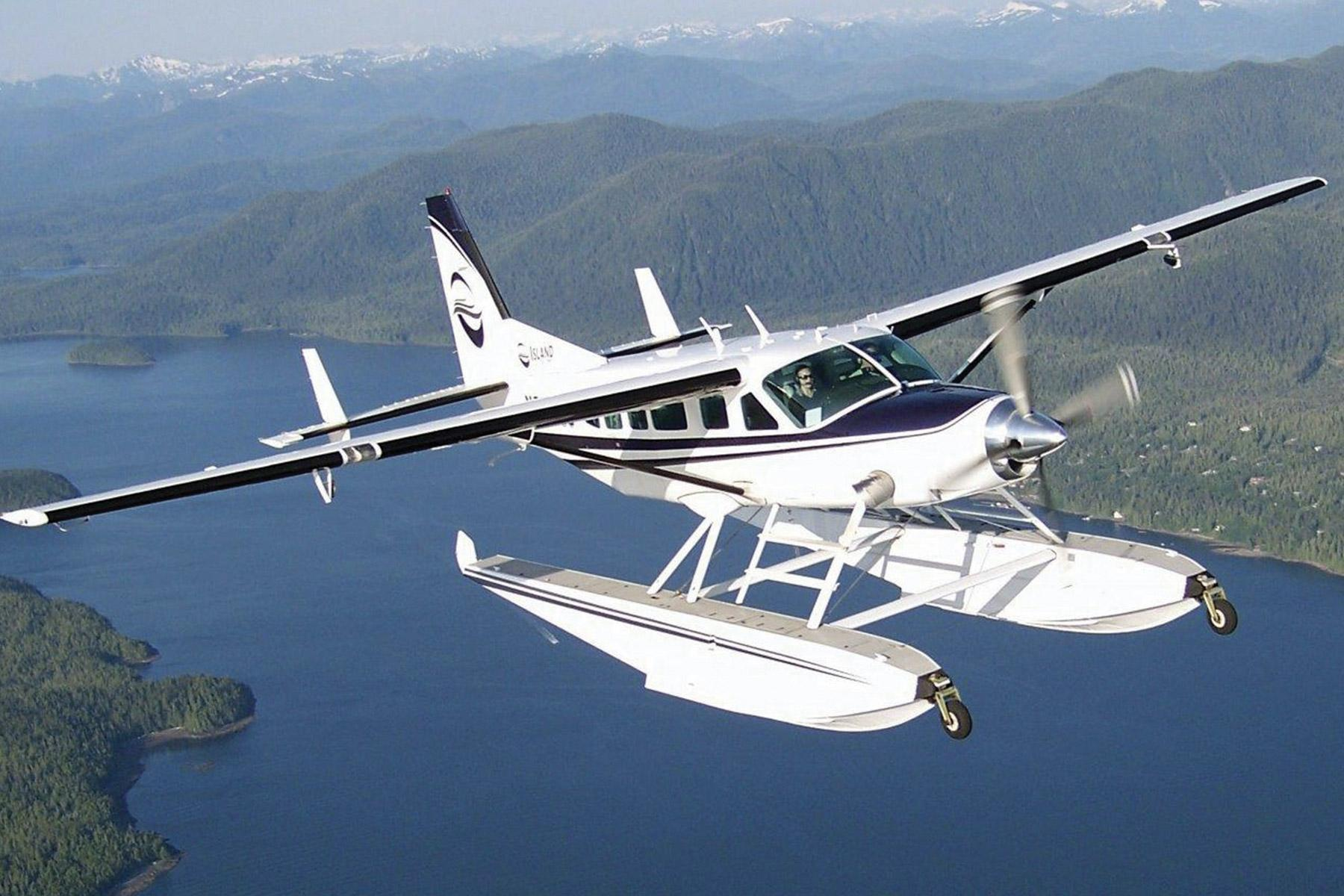 Southeast Alaska has several land and aerial adventures to experience