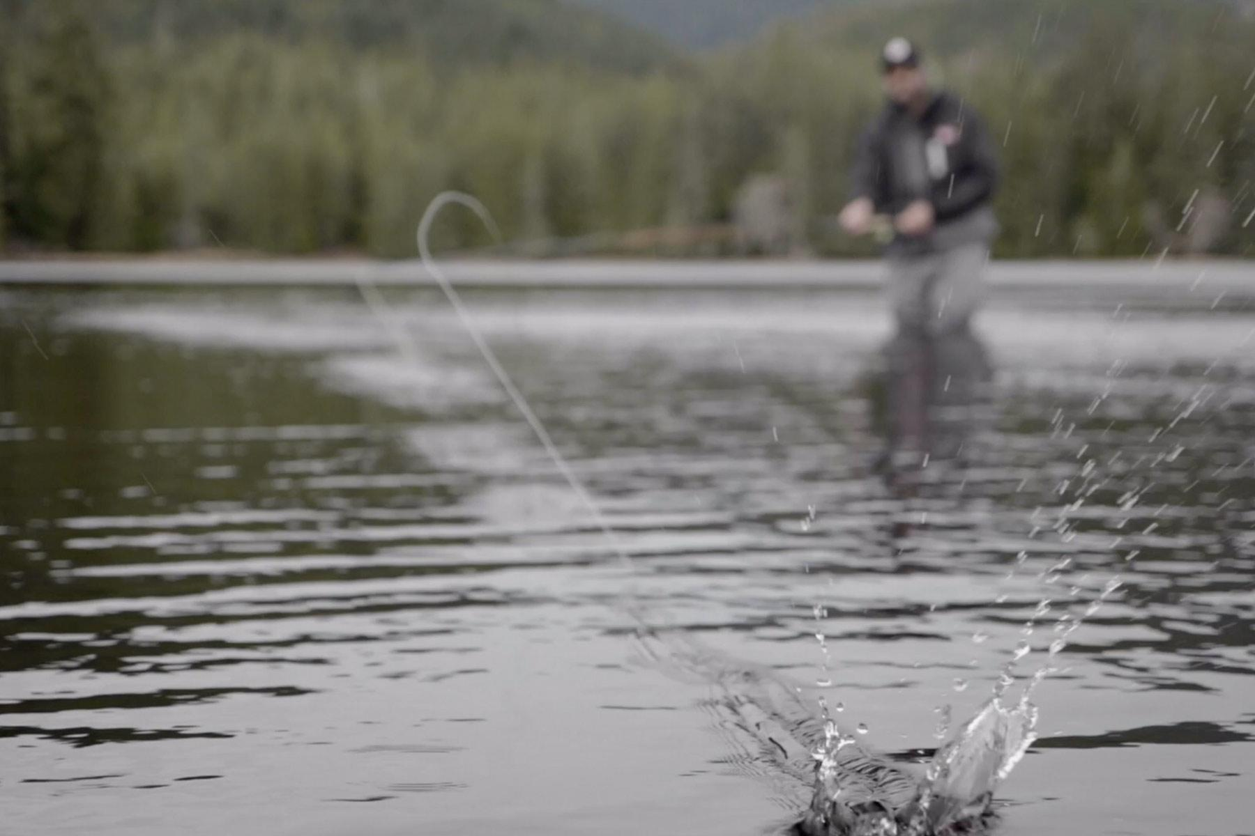Alaska Steelhead fishing adventure
