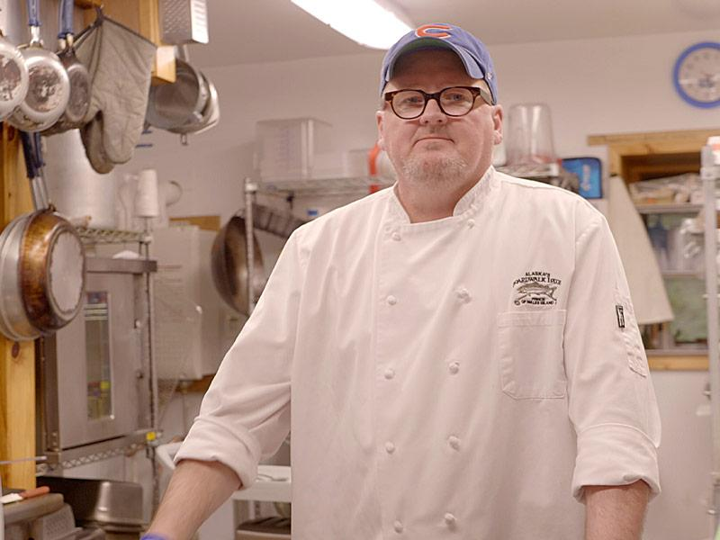 Erich Schultz, Executive Chef