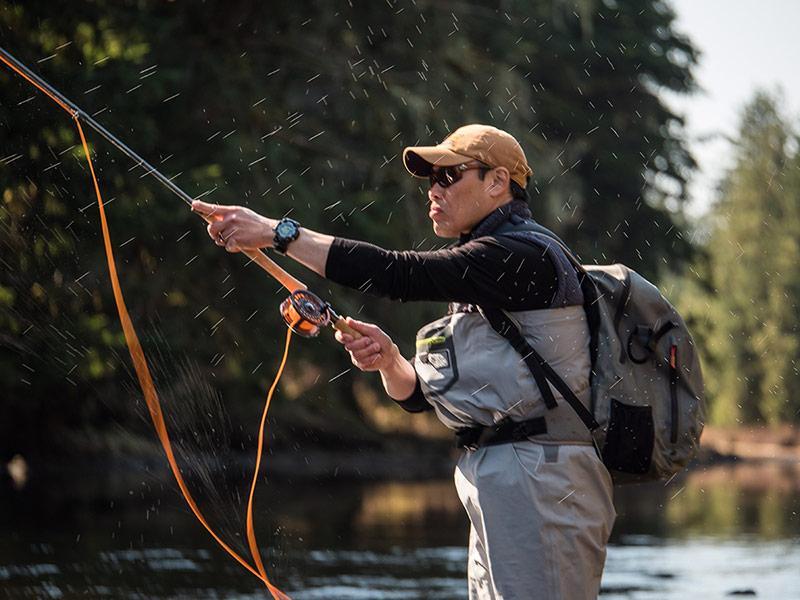 Jay Mar, Fishing Manager